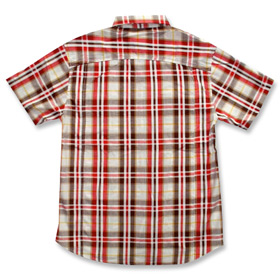 BACK - Just Got Red Plaid Shirt