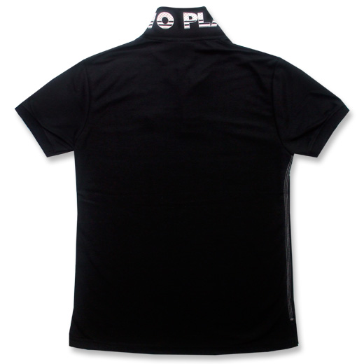 BACK - Black Polo