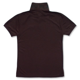 BACK - Dark Brown Polo